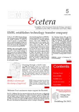 EMBL &cetera (October...