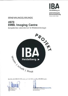 #70 EMBL Imaging Center E...
