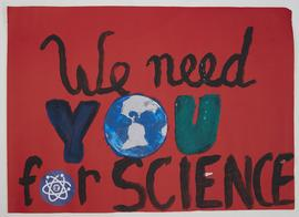We need YOU for Science